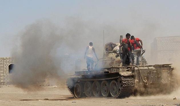 Yemen'de mayın infilak etti: 9 ölü