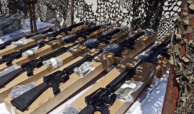 ABD'nin silah satış oranlarında azalma
