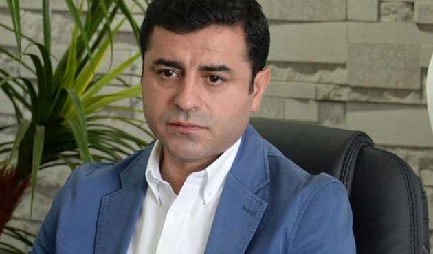 Demirtaş'a suikast girişimi iddiası yalanlandı