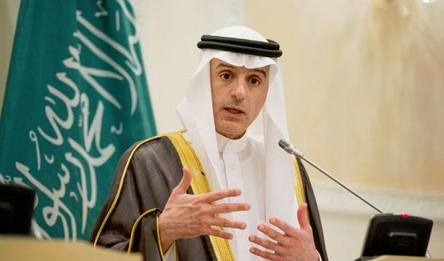 Suudi Arabistan: İran'a ambargo uygulandığını görmek isteriz
