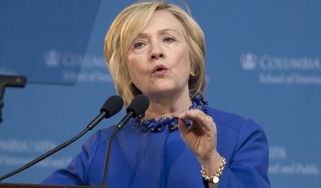 Clinton IŞİD'e kara harekatına karşı çıktı
