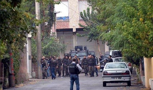 Diyarbakır'da yedi IŞİD üyesi öldürüldü | VİDEO