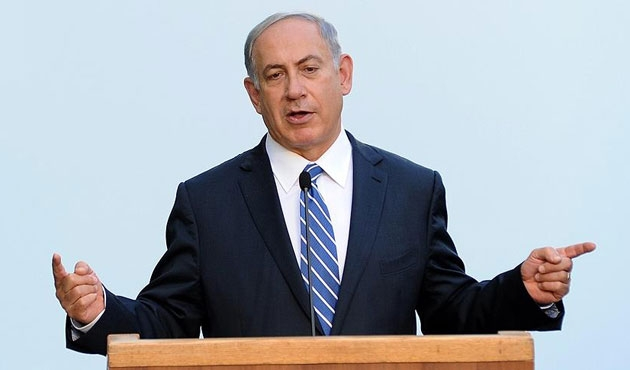 Netanyahu Filistinlilere tehdit yağdırdı