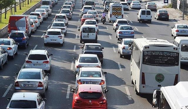 TEM çift yönlü trafiğe kapatılacak