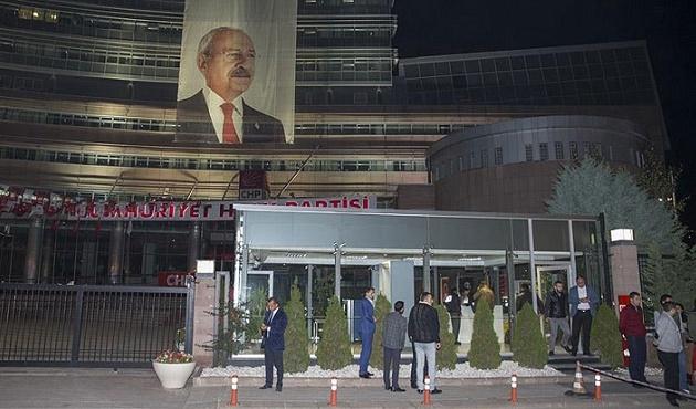 CHP'de grup başkanvekilliği yarışı