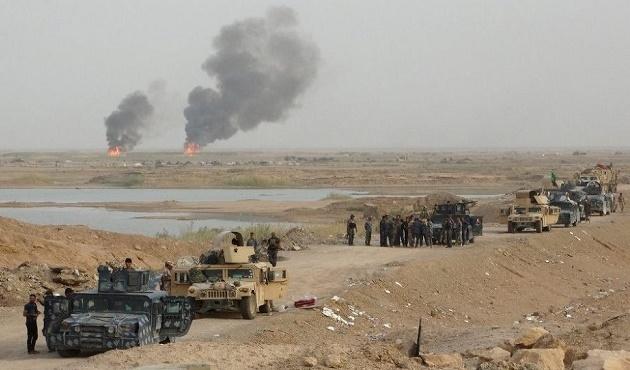 Irak: Karada ABD'ye ihtiyaç yok