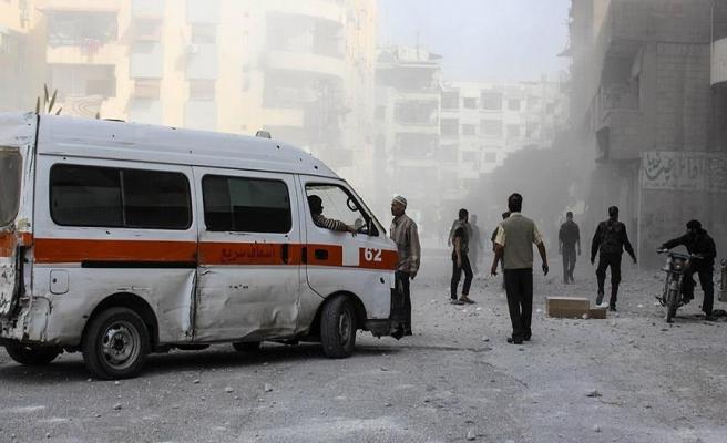 Rusya Halep'e saldırdı: 11 sivil öldü