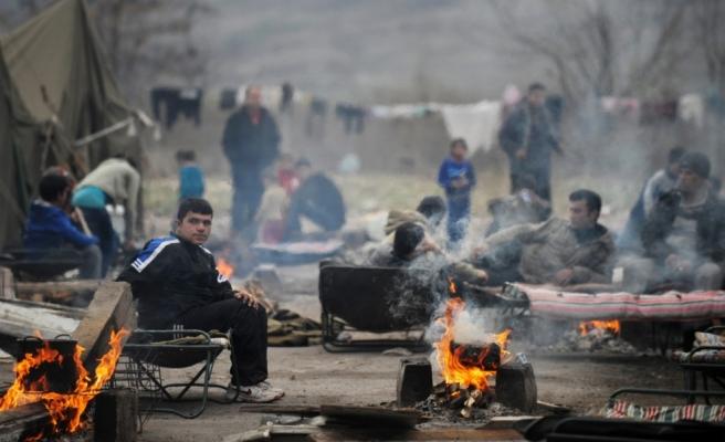 Bulgaristan'da göçmen kampları boşaldı iddiası