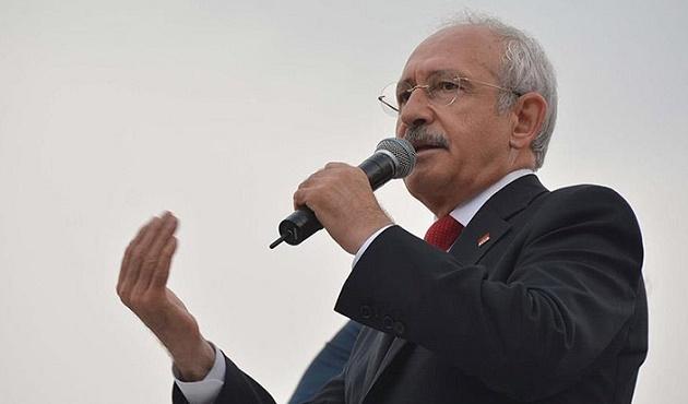Kılıçdaroğlu: Sorunları aşacak tek parti CHP'dir