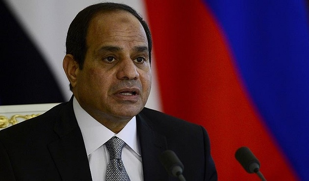 Sisi: Mısır'a baskı yapılıyor