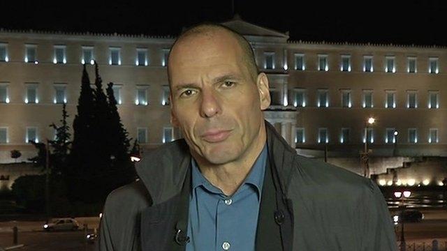 Eski Yunan bakanın konferans ücreti İtalya'da tepki gördü