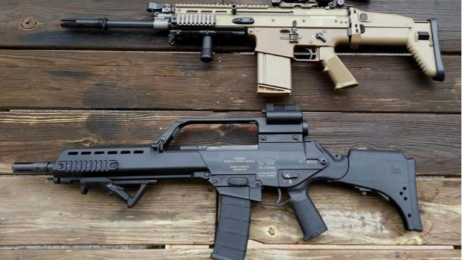 Fransa'da silah satışları rekor kırdı