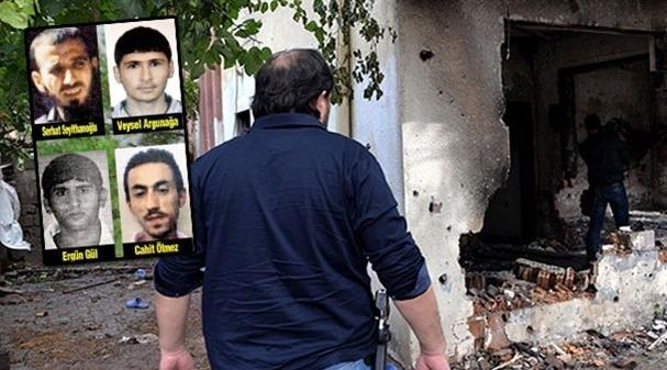 Diyarbakır'da IŞİD'den 8 tutuklama