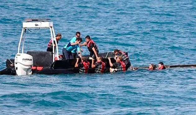 Mülteci teknesi battı, dört çocuk öldü
