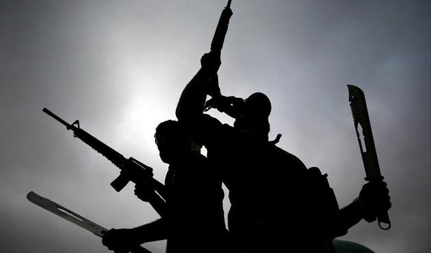 Çatışma bölgelerinde 5 bin yabancı savaşçı var