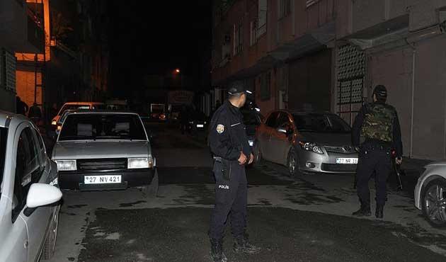 Gaziantep'te patlayıcı madde ele geçirildi