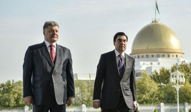 Ukrayna doğalgaz için Türkmenistan'a yöneldi