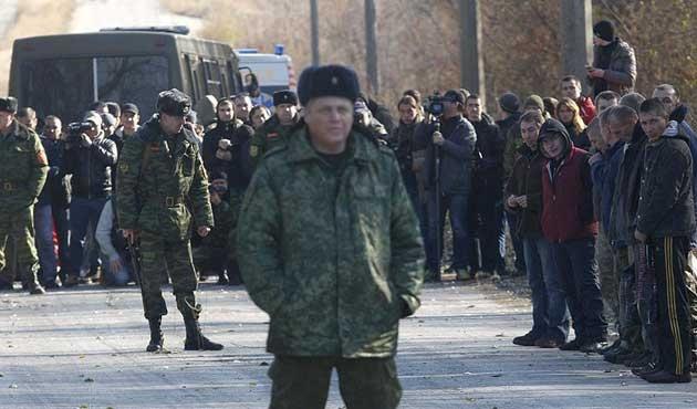 Ukrayna'nın doğusunda rehine değişimi