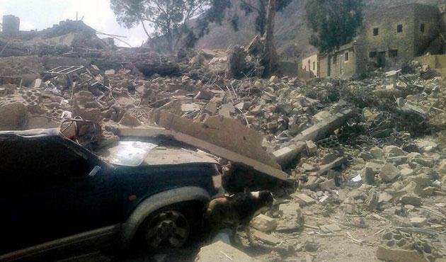 MSF'den Suudi Arabistan'a hastane tepkisi