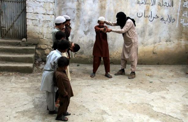 IŞİD, Afganistan'da camiye saldırdı