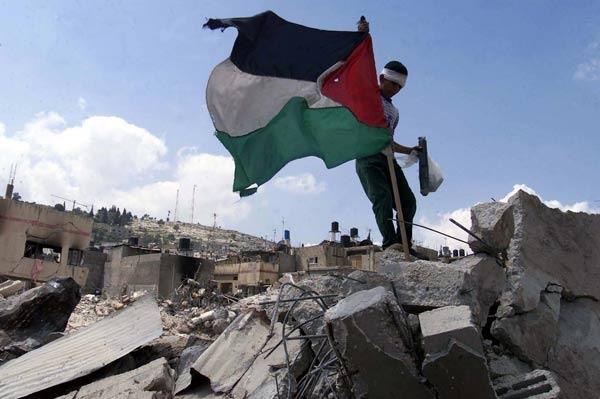 AB'den Filistin'e 13 milyon avroluk destek