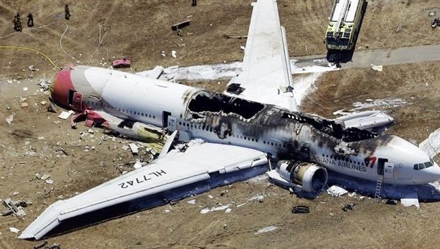 Rus yolcu uçağı Sina'da düştü