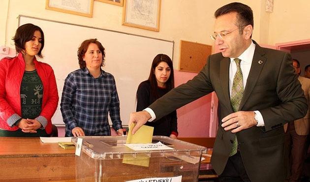 Diyarbakır Valisi Aksoy'dan seçim açıklaması