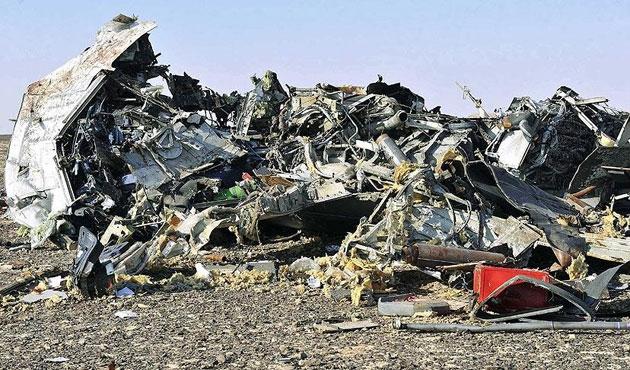 Rusya ve Fransa uçak kazası için Mısır'a heyet gönderdi