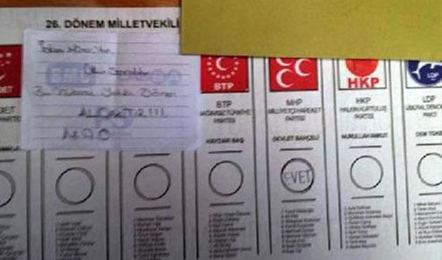 Kabinde oylarının fotoğrafını çekerken yakalandılar