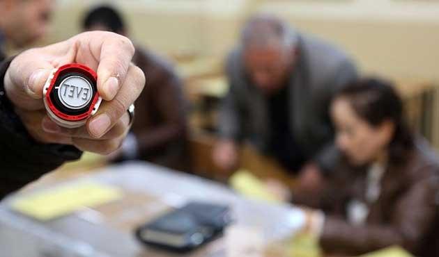 1 Kasım seçimi istatistikleri açıklandı
