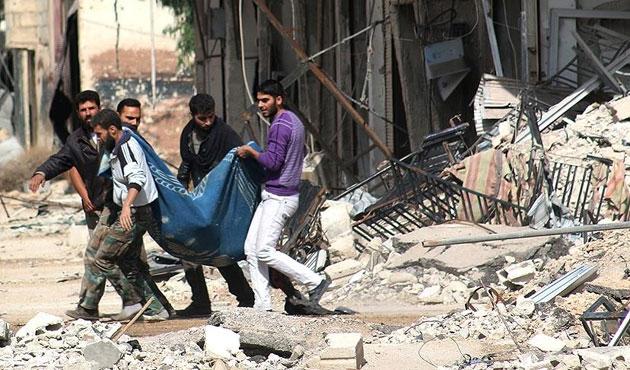 Suriye'de ekim bilançosu ağır oldu