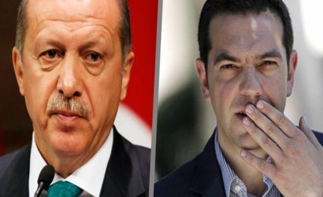 Çipras Ankara'ya geliyor...