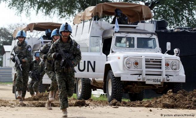 G.Sudan'da 13 BM görevlisi rehine serbest bırakıldı
