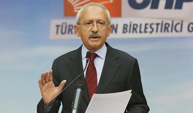 Kılıçdaroğlu'dan hükümete 'özgür basın' eleştirisi