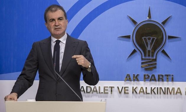 Ömer Çelik: AK Parti dünya tarihinde istisna