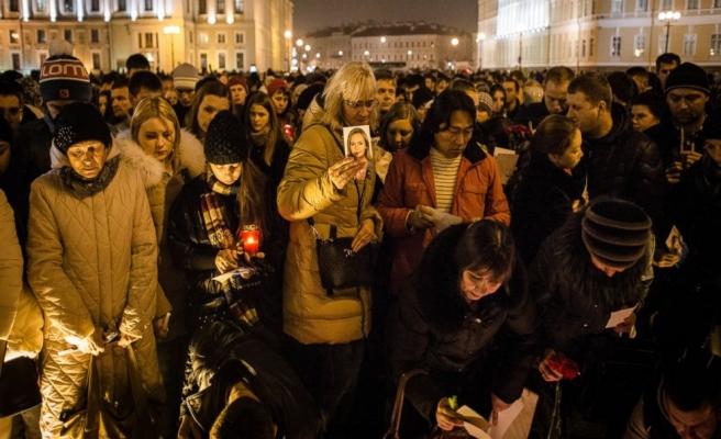 Rus uçak kazasında ölenler ülkelerine gönderildi