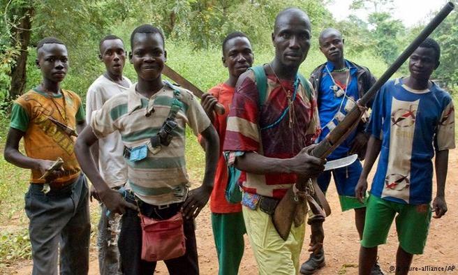 Orta Afrika Cumhuriyeti'nde şiddet olayları