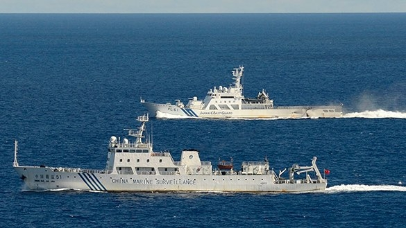 Japonya Vietnam'a savaş gemisi gönderdi