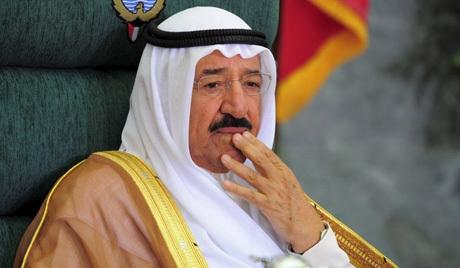 Kuveyt Emiri el Sabah, Soçi'ye gidiyor