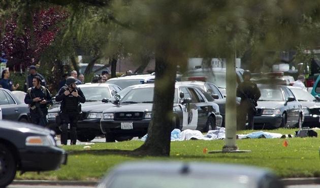 ABD'de üniversite kampüsünde saldırı