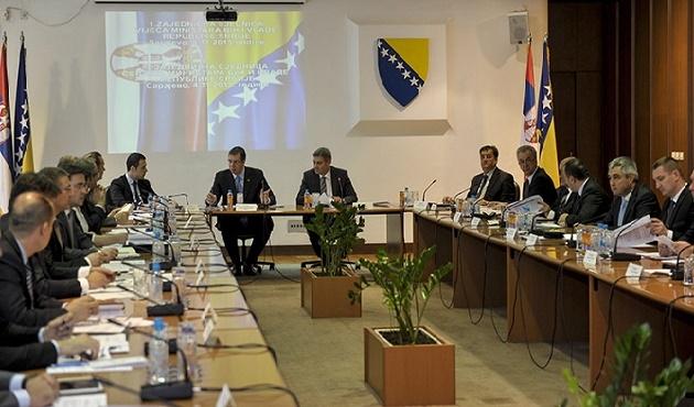 Bosna Hersek ve Sırbistan arasında bir ilk