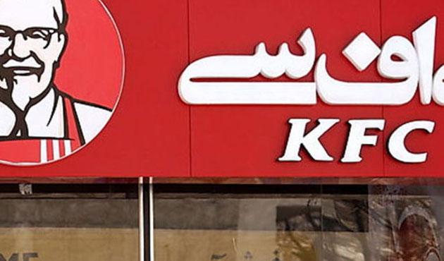 KFC İran'da bir gün açık kalabildi