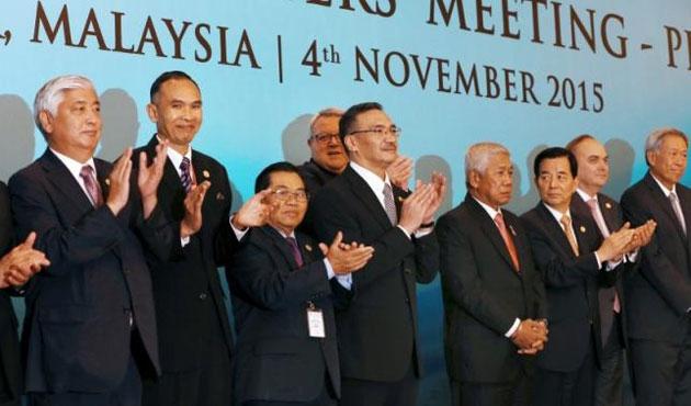 ASEAN açıklamasına Çin engeli