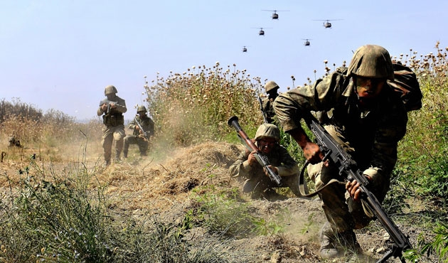 PKK'ya kara harekâtı hazırlığı