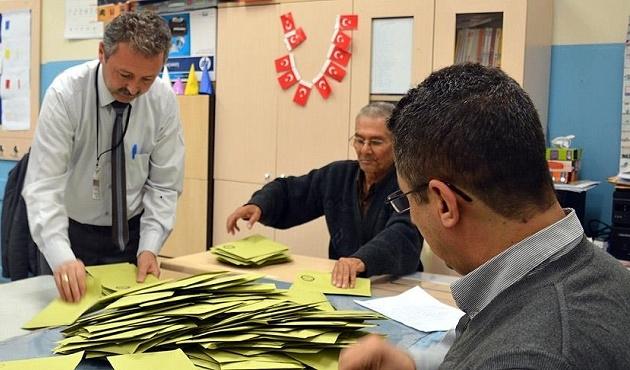 Mersin'de oylar yeniden sayıldı, sonuç değişmedi