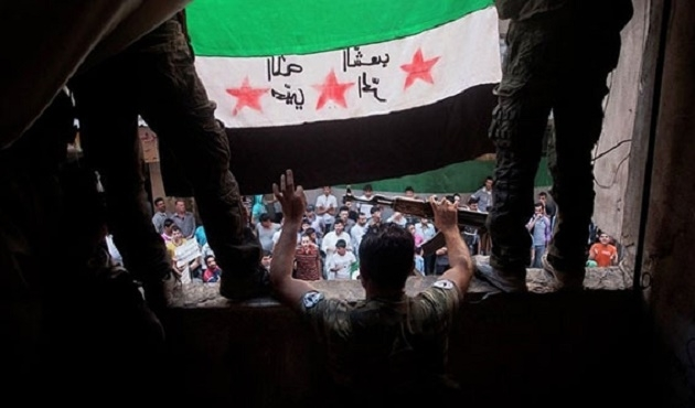 Rusya'nın 'Suriyeli muhalif' listesi!
