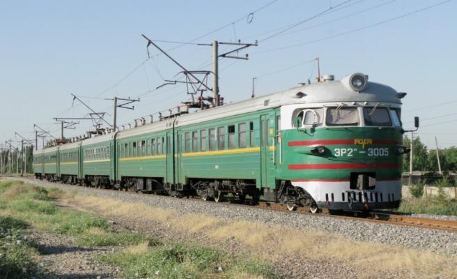 İran-Özbekistan tren seferleri başlıyor