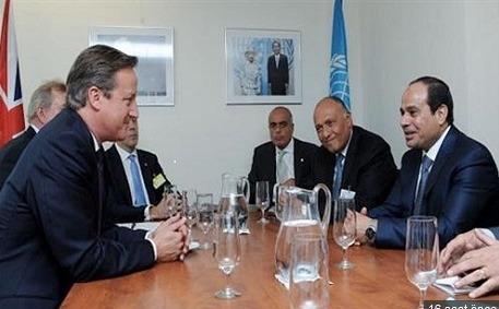 İngiltere'den Mısır'a Şarm el Şeyh sürprizi