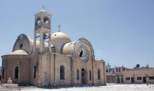 Hristiyan ve Süryaniler'den PYD'ye karşı bildiri