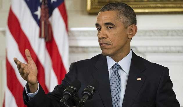 Obama: Türkiye'nin topraklarını savunma hakkı var